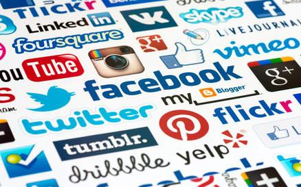 Popular social networks