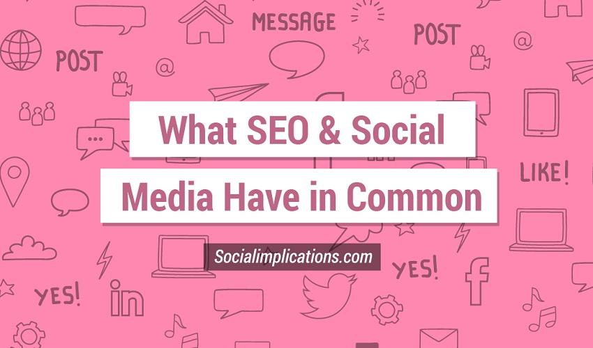 social-media vs seo